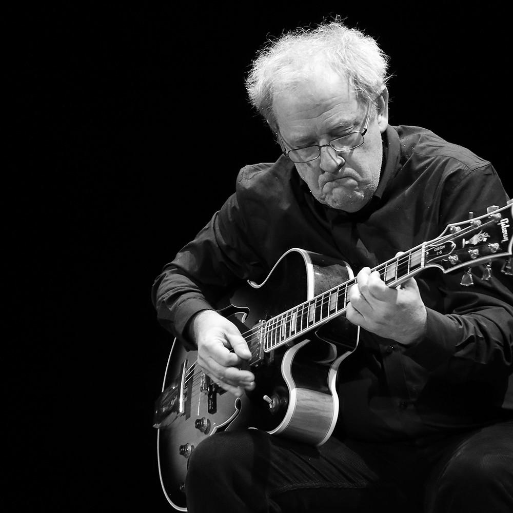 Sandro Gibellini Chitarra Jazz