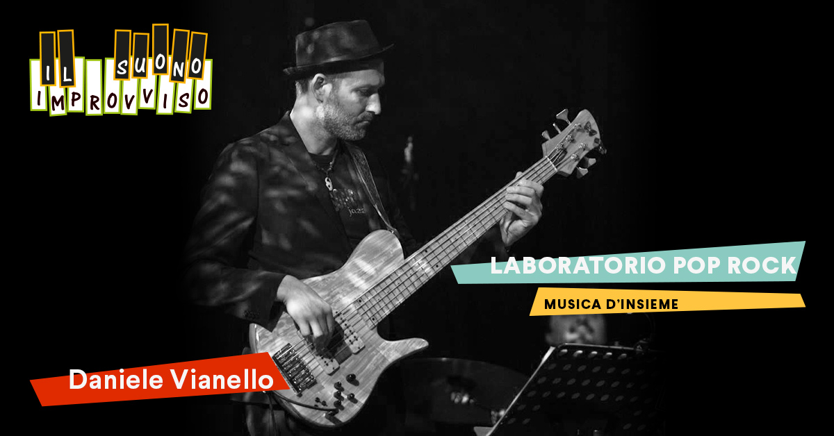 Corsi di Musica a Venezia Laboratorio Pop Rock con Daniele Vianello pop rock