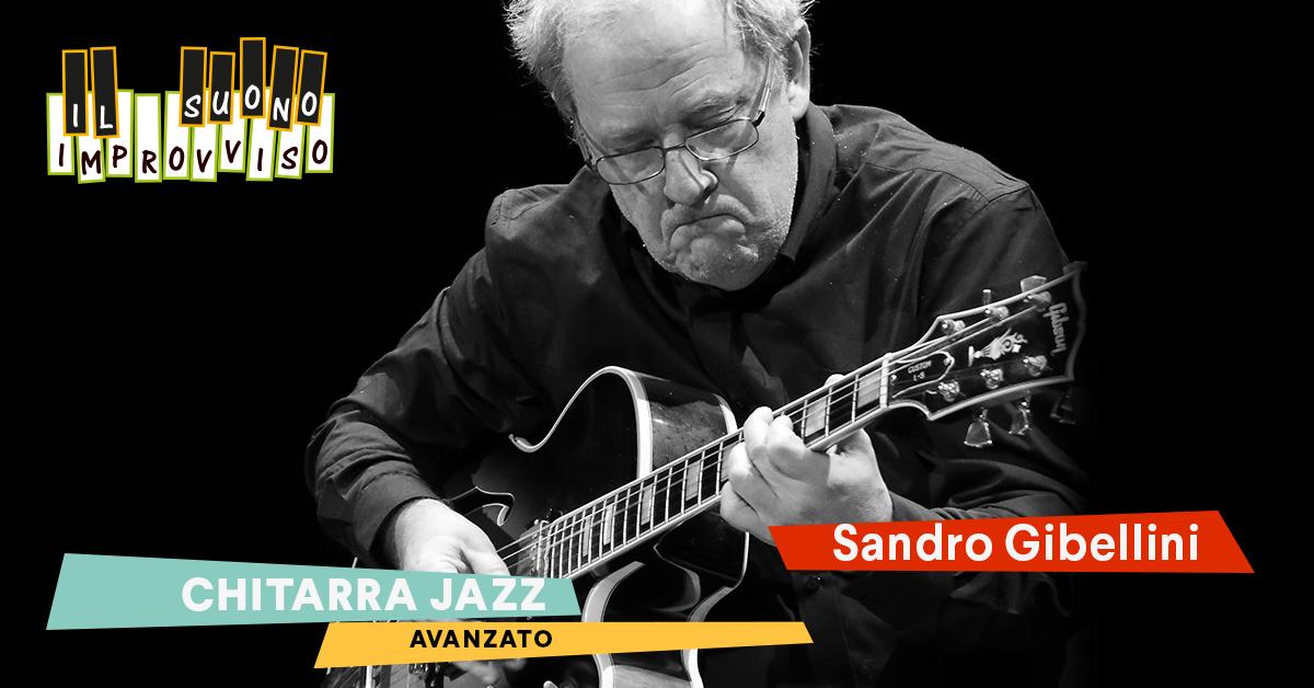 Corsi di Musica a Venezia Corso di Chitarra Jazz con Sandro Gibellini jazz
