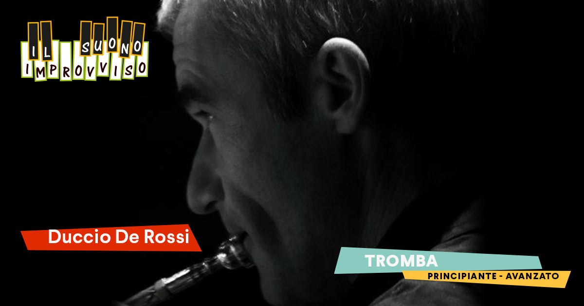Corsi di Musica a Venezia Corso di Tromba con Duccio De Rossi moderno